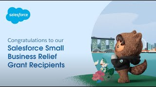 Meet the Salesforce Singapore Small Business Relief Grants Recipients