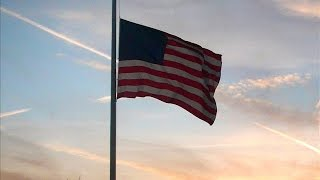 Rant-Why is our flag always at half-mast?