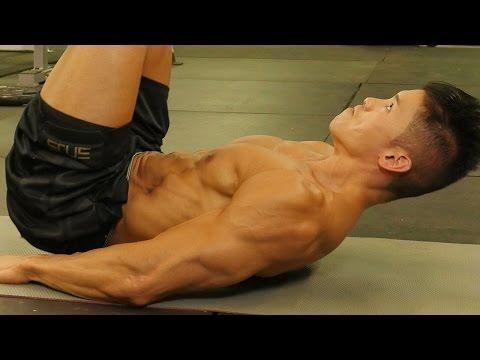 Jak zbudować mięśnie ramion na 1 miesiąc w domu
