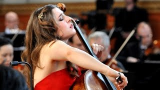 Elgar: Cello Concerto / Weilerstein · Barenboim · Berliner Philharmoniker