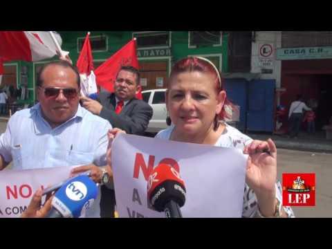 """Ciudadanos panameños protestan por nuevo """"Crisol de Razas"""""""