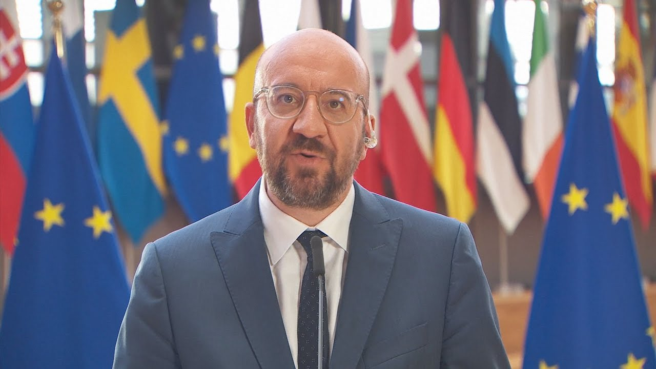 To μήνυμα του προέδρου του Ευρωπαϊκού Συμβουλίου στη διεθνή πρωτοβουλία Coronovirus Global Response