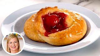 Professional Bakers Best Cherry Danish Recipe!