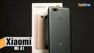 Смартфон Xiaomi Mi A1 4/32Gb Gold (Global Version) от компании F-Mart - видео 1