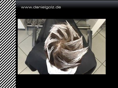 Gliss kur die Wiederherstellung des Haares mit dem Komplex der flüssigen Keratine die Maske