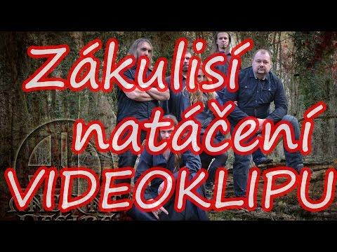 Random vlog #05 aneb zákulisí natáčení videoklipu pro ANCIENT DESIRE (BTS)