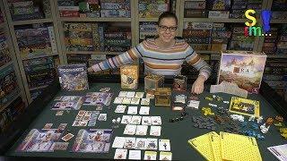 Genre im Fokus 12 - Fünf Spiele mit WÜRFEL im Vergleich - Spiel doch mal...!