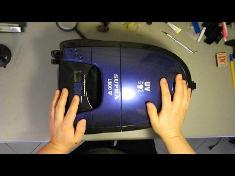 Простейший ремонт пылесоса своими руками