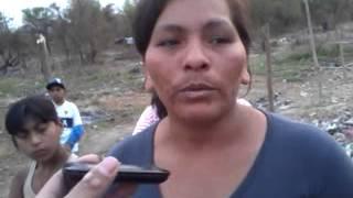 preview picture of video 'Nuevo asentamiento en Orán, otra represión'