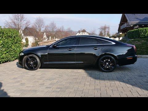 Jaguar XJ L Supersport edition