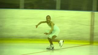 Анастасия Губанова, КП, I этап КР 2014