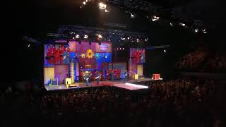 Imagination Movers - Nina's Song/On My Way Home (Live)