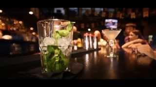 Mulata Bar. Бармен шоу (01.07)