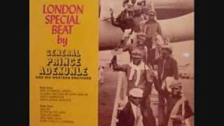 General Prince Adekunle - London Special Beat (side two)