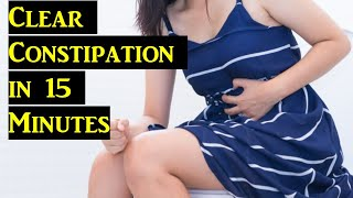 This Drink Will Remove Constipation in 15 Minutes | DeWorming Naturally | Samyuktha Diaries