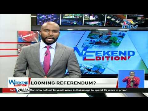 Raila Odinga hints at referendum to change governance