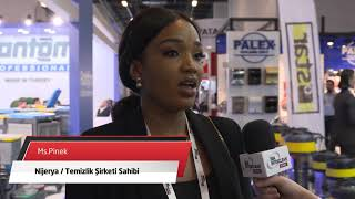 See what awaits you at Interclean Istanbul 2019