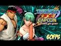 Tatsunoko Vs Capcom Ultimate All stars Ryu And Morrigan