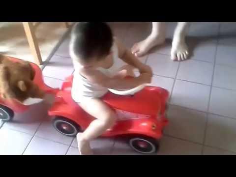 Bobby Car Anhänger