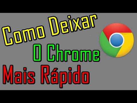 Como Acelerar o Google Chrome 2017