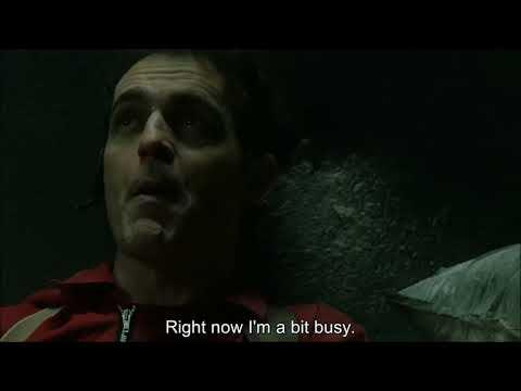 Berlin (Andrés de Fonollosa) Heroic resistance [La Casa De Papel] [Money Heist] Season 2 Finale