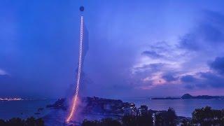 《天梯:蔡國強的藝術》Sky Ladder:the Art of Cai Guo-Qiang 2016 電影預告中文字幕