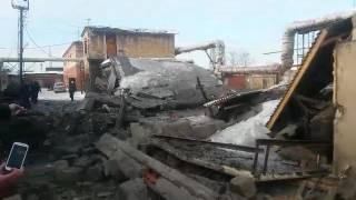 Взрыв в ГСК-1, Ангарск