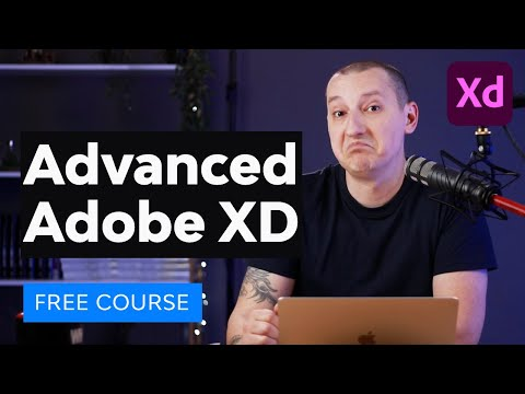 Advanced Adobe XD for Everyone | FREE COURSE Coupon