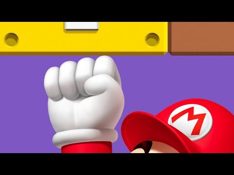 Why Does Mario Jump?