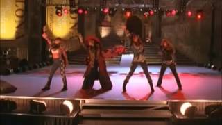 the cheetah girl - Amigas cheetahs (traducida al español)