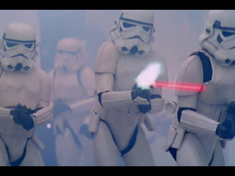Compilaton of Every Time a Stormtrooper Hits Their Target