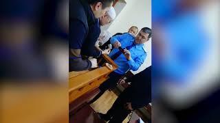 Прокурор сфотографировал ужин обвиняемых в призыве к джихаду под знаменем ДВК