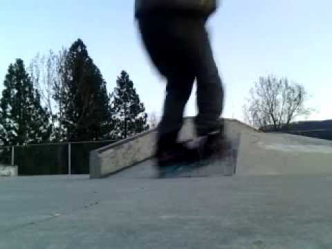 Priest River Skate Park With Dave Hill