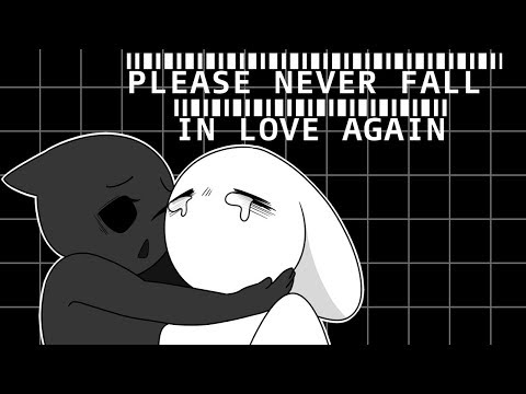 never fall in love