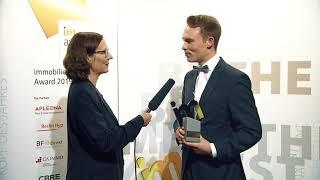 immobilienmanager-Award 2019: Siegerinterview Kategorie Student/-in des Jahres