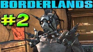 Borderlands - Избиение Девятипалого #2
