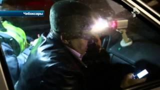 В Чебоксарах, благодаря общественникам, удалось задержать пьяного полицейского