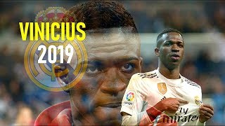 Vinicius Jr 2019   Next Generation   Unreal Skills Goals & Assists   Real Madrid