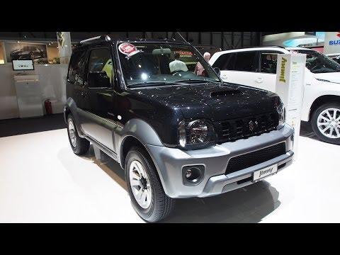 2014 Suzuki Jimny - Exterior and Interior Walkaround - Geneva Motor Show 2014