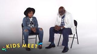 Kids Meet a Former Executioner | Kids Meet | HiHo Kids