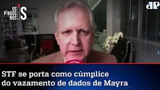 Augusto Nunes: CPI tem modus operandi de bandidos