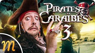 LA BOUFFONNERIE N'EST JAMAIS FINIE ! - Pirates des Caraïbes 3