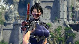 SOULCALIBUR 6 - 20 Minutes New Characters & New Stages Gameplay (PS4 Pro)