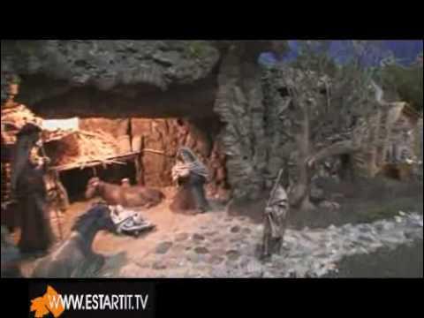 Mont-ras ( GIRONA )  exposicio de Pessebres - muestra de belenes MONT RAS