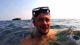 Ловля рапанов в чёрном море