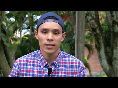Daniel Buitrago, otro estudiante del TdeA por el mundo, siguiente destino: México