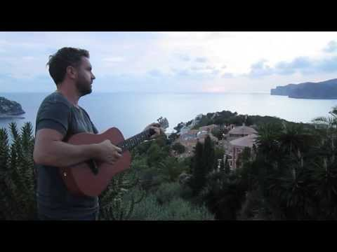 "Alexander McKay - Acoustic Live Unreleased Song ""Moving On"" From The Beautiful Coast Of Mallorca"