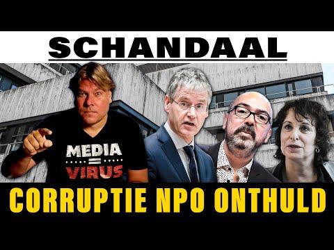 Schandaal Corruptie NPO Onthuld