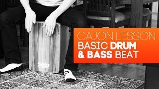 Lesson: Drum & Bass Beat