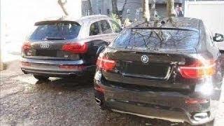 AUDI Q7 vs BMW X6